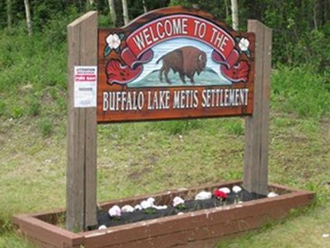 Buffalo Lake MS Home - Ms medicine lake us map